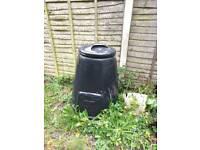 Compost converter bin free