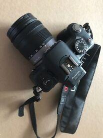 Panasonic LUMIX DMC-G10K and Lenses