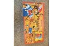 Vintage Pinocchio 3D board Game, As new, sealed.