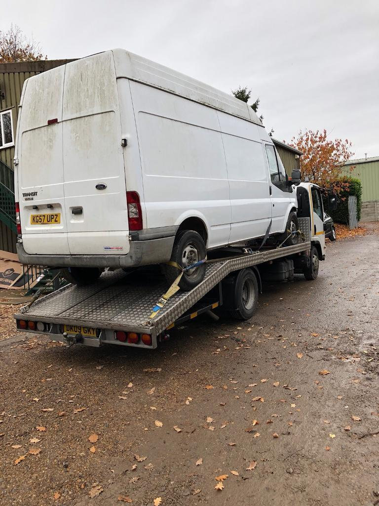 Van Recovery Car delivery doncaster Sheffield Yorkshire Copart Motorhog Goole Barnsley Gainsborough