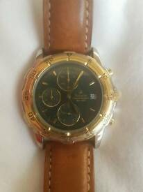 Accurist chronograph watch
