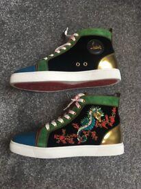 Christian Louboutin Shoes , Sea Horse , UK size 7