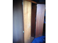 Wooden wardrobes for sale