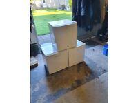 Table top fridges