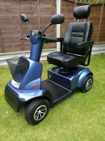 TGA Breeze Midi 4 mobility scooter 8 mph *part exchange welcome*