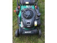 Qualcast lawnmower