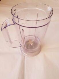 Kenwood Liquidizer Blender jug, Goblet Blade & Seal for FPP210 /FPP220 /FPP225 /FPP230