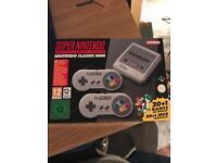 Nintendo SNES Mini Classic NEW