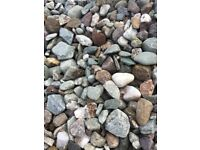 20 mm glenmore garden and driveway chips/ stones/ gravel