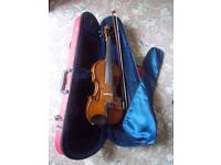 Concordia Violin Outfit 3/4 size
