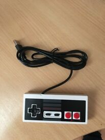 Nes Style USB remote for PC & MAC. Excellent condition.