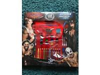 Wrestling art set