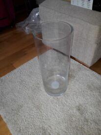 Large Glass Vase *Mint Condition*