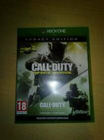 Call of duty IW and MW remastered