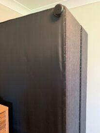 Single divan base dark grey 2 available