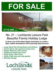 Beautiful Country Chalet for sale