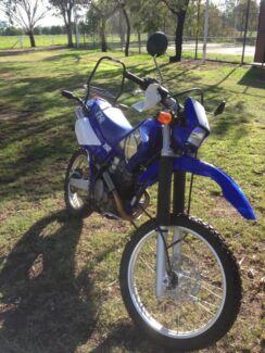 Yamaha TTR250 Road/Trail Bike Narrabri Narrabri Area Preview