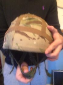 british army helmet
