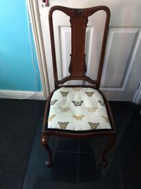 Antique Dining Chair - Looks Great