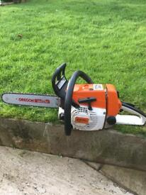 Stihl 024 Professional Chainsaw.