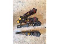 SPAX PSX Honda Civic 96-00 EK MB Shocks and Springs Cheap Lows