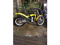 Scopa 250 trials bike