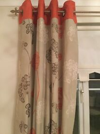 Next curtains 53 x 90 inches