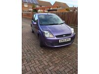 FIESTA STYLE AUTO 2006, 5 Door Hatchback, Smooth engine and nice to drive
