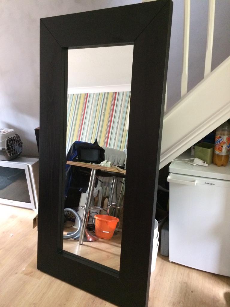 Ikea mongstad mirror in swanwick derbyshire gumtree for Ikea large mirrors