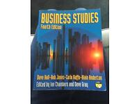 Business Studies Textbook: ISBN 9781405892315
