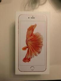 iPhone 6s Plus - Rose Gold - 64GB - unlocked