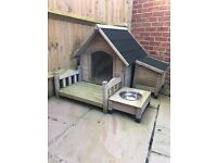 SOLD - Small Dog Kennel