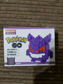 Gengar Pokemon figure