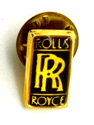 Pin Brooch Rolls Royce