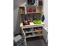 Childrens kitchen and accessories