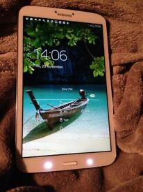 Samsung galaxy tab3 like new