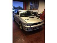 Subaru Impreza 2000 uk