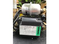Monsoon Universal twin water pump - used but in good working order.