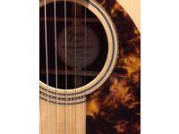 Fender (acoustic) paramount pm-3 Adirondback