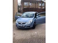 Vauxhall Corsa 1.2 12Months MOT 51K Mileage