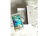 iPhone 6 64GB Gold factory unlocked sim-free brand new with Apple warranty and proof of receipt