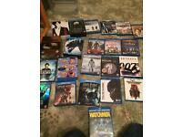 Blu ray job lot name your price will post. See all pictures