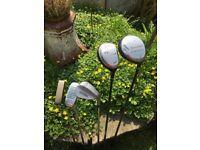 5 Golf clubs