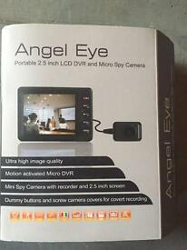 Angel eye spy camera