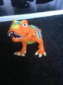 Boris interactive dinosaur