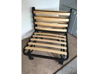 SOLD**** Lycksele IKEA chair bed