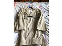 Ladies trouser suit