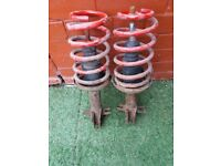 *** Mk1 Vw Golf GTI Front Struts And Springs *** £50