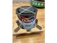 Dulux mint macaroon 2.5l paint brand new