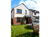 3 bedroom detached house for rent in peaceful location, Kirknewton